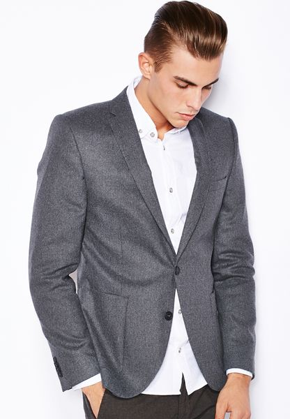 Roy Plain Blazer