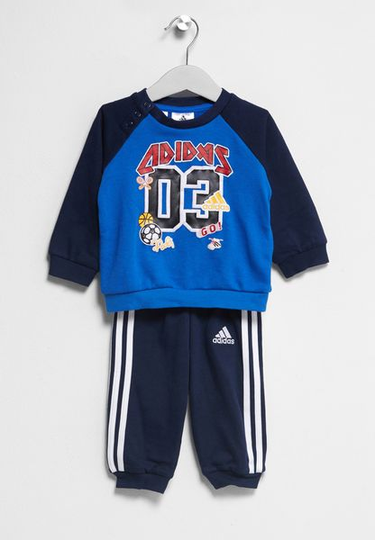 Infant French Terry Jogger Set