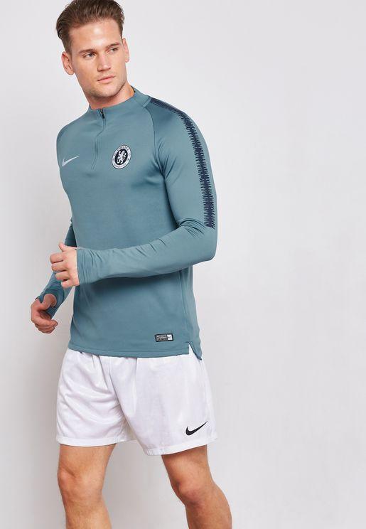 Chelsea Squad Drill Sweatshirt
