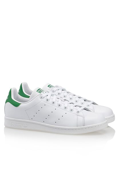 Shop adidas Originals white Stan Smith M20324 for Men in UAE - AD478SH37JGS