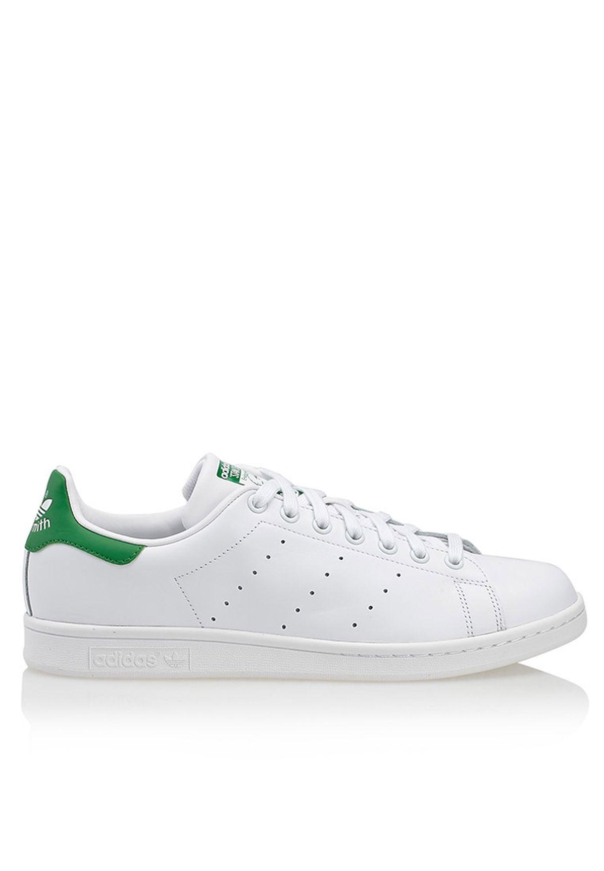 Shop adidas Originals white Stan Smith M20324 for Men in Qatar ... 37d03179f