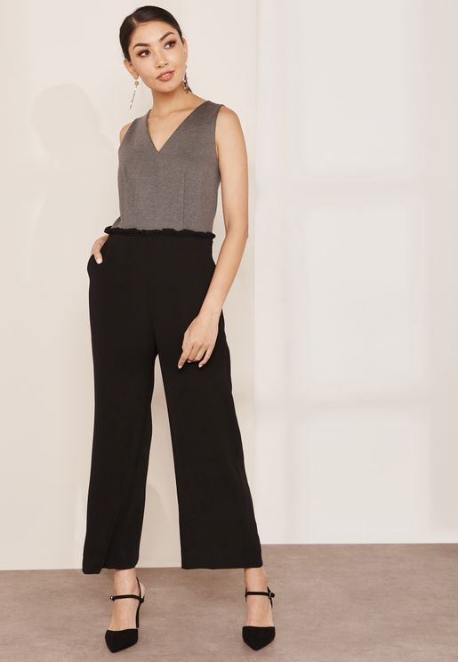 Malt Wide Leg Jumpsuit