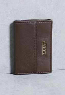 Bennedict Trifold Wallet