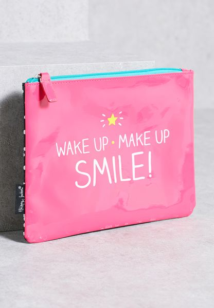 Wake Up Pouch