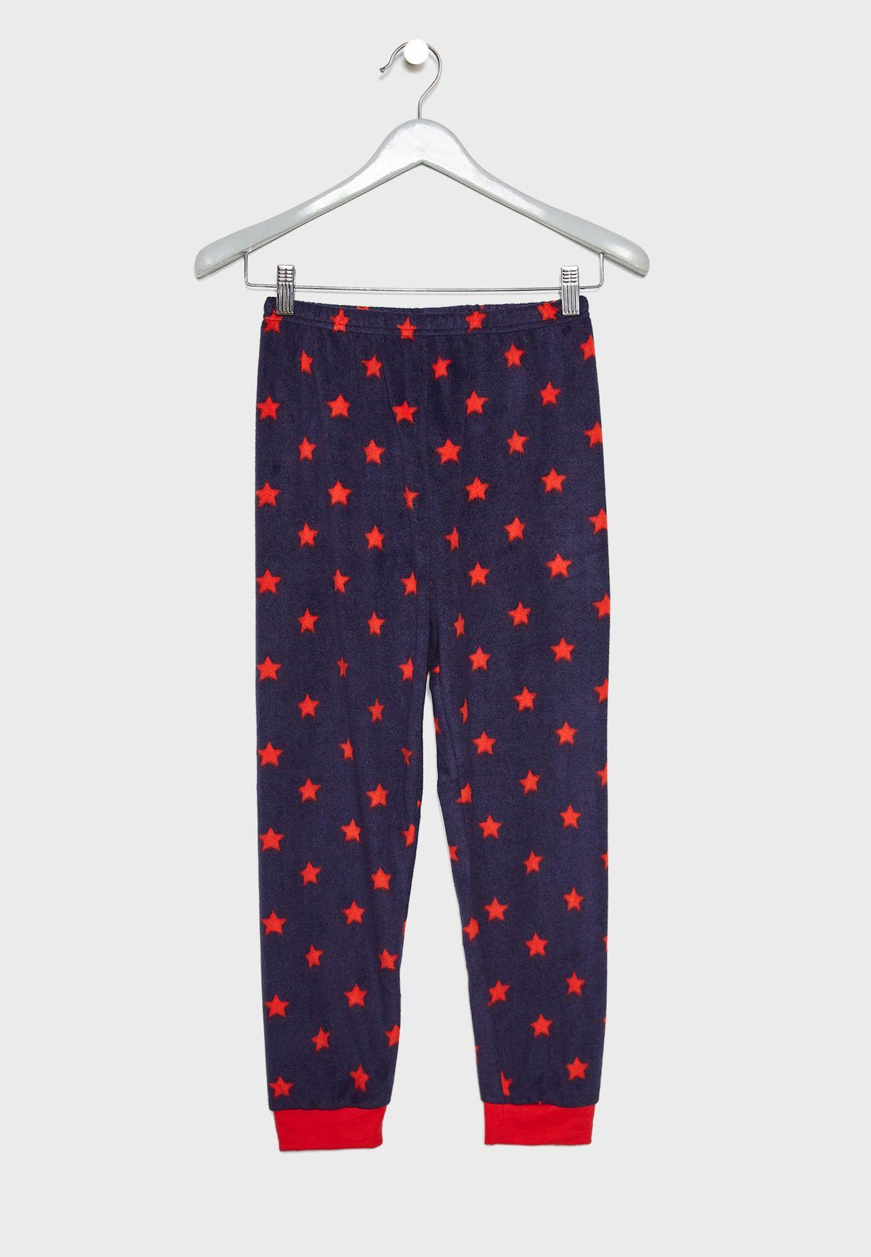 Kids Rockstar Pyjama Set