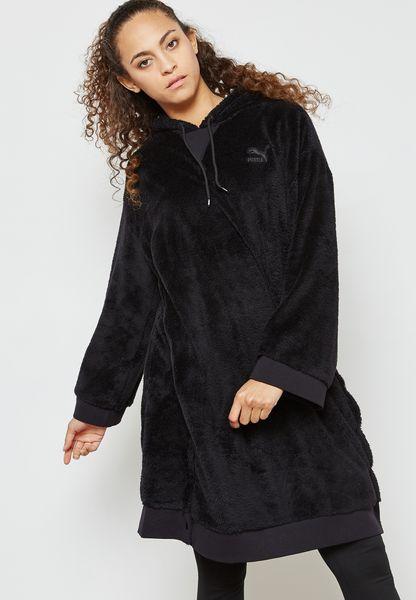 Sherpa Oversized Hoodie