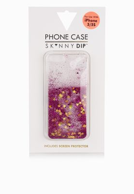 Skinny Dip London iPhone 5 Glitter  Cover