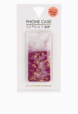 Skinny Dip London iPhone 5 Glitter  Cover