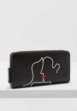 Lips Continental Wallet