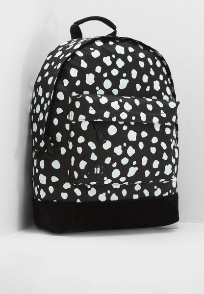 Irregular Spot Backpack