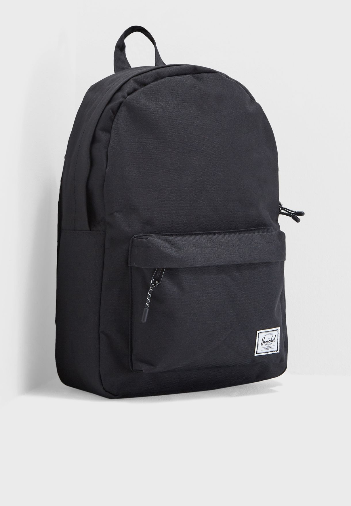 d50b489786 Shop Herschel black Mid-Volume Classic Backpack 10135-00001-OS for Women in  Kuwait - HE829AC37XZY