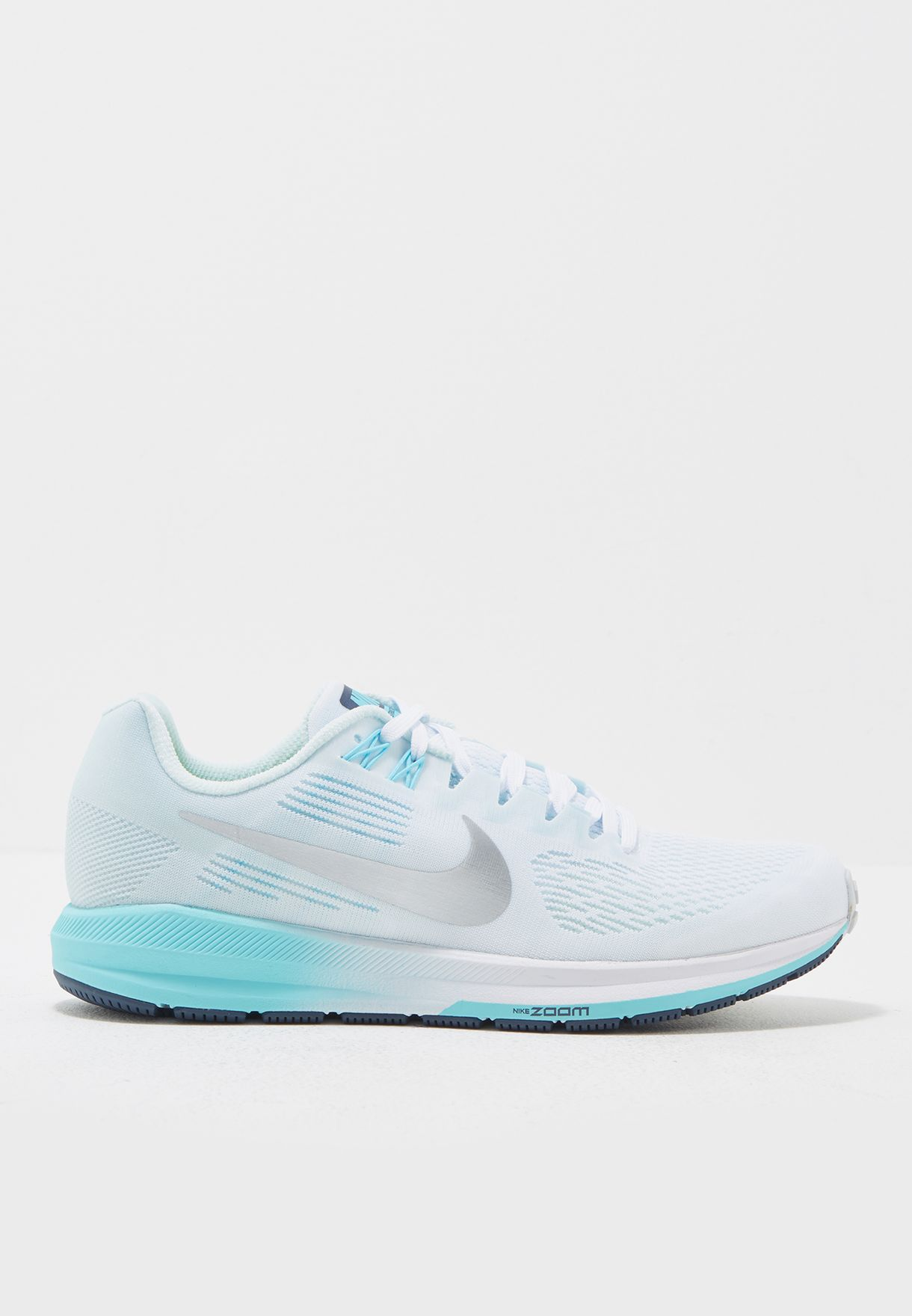 4b3b0ef3d9 Shop Nike W Air Zoom Structure 904701 104 for Donna in UAE 21 bianca ...