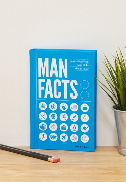Man Facts Book