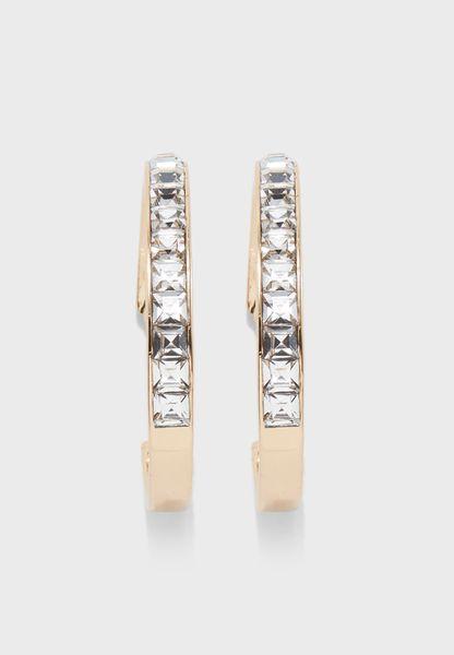 Cadossi Gem Earrings