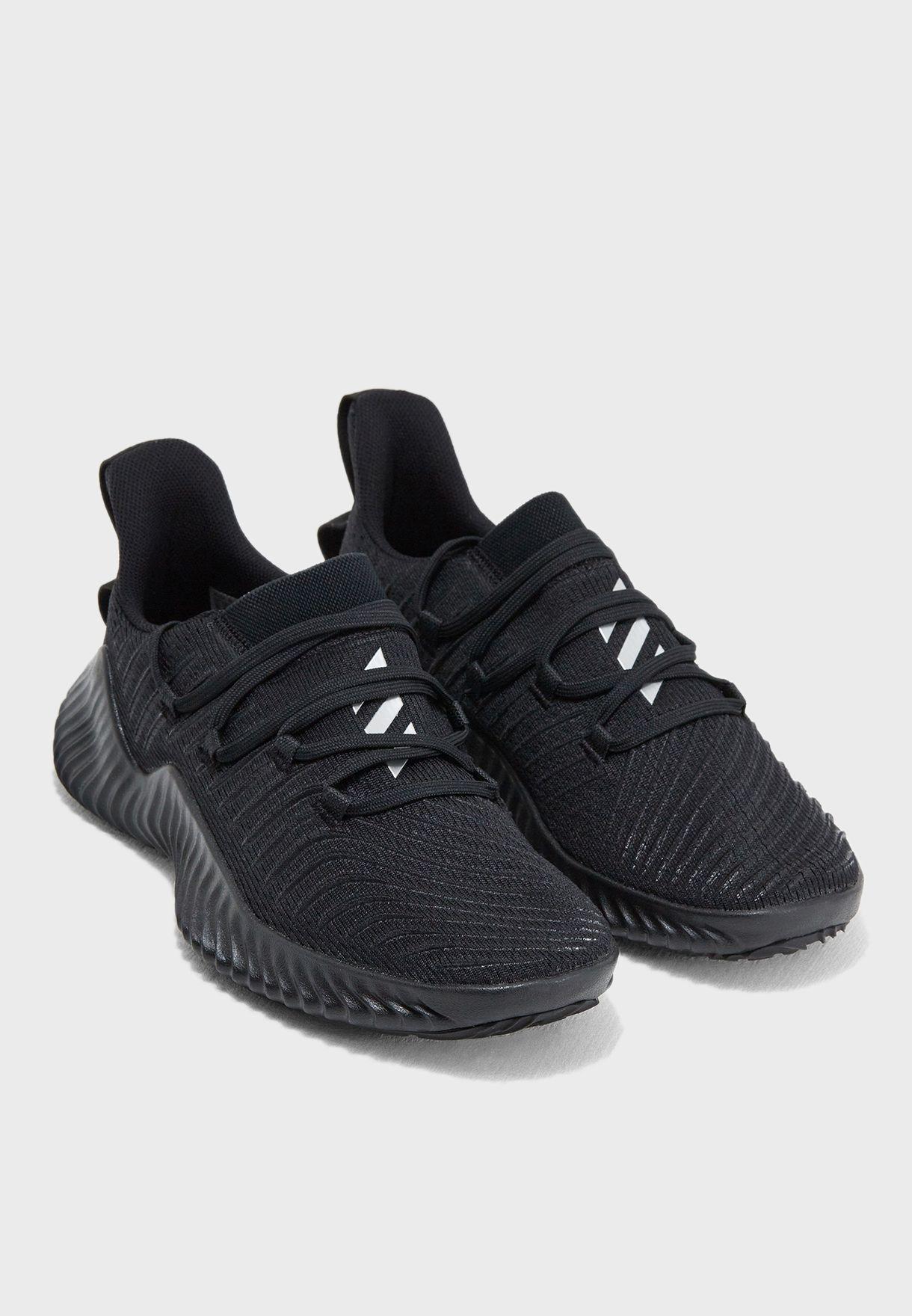 41959c0103764 Shop adidas black Alphabounce Trainer AQ0609 for Men in UAE ...