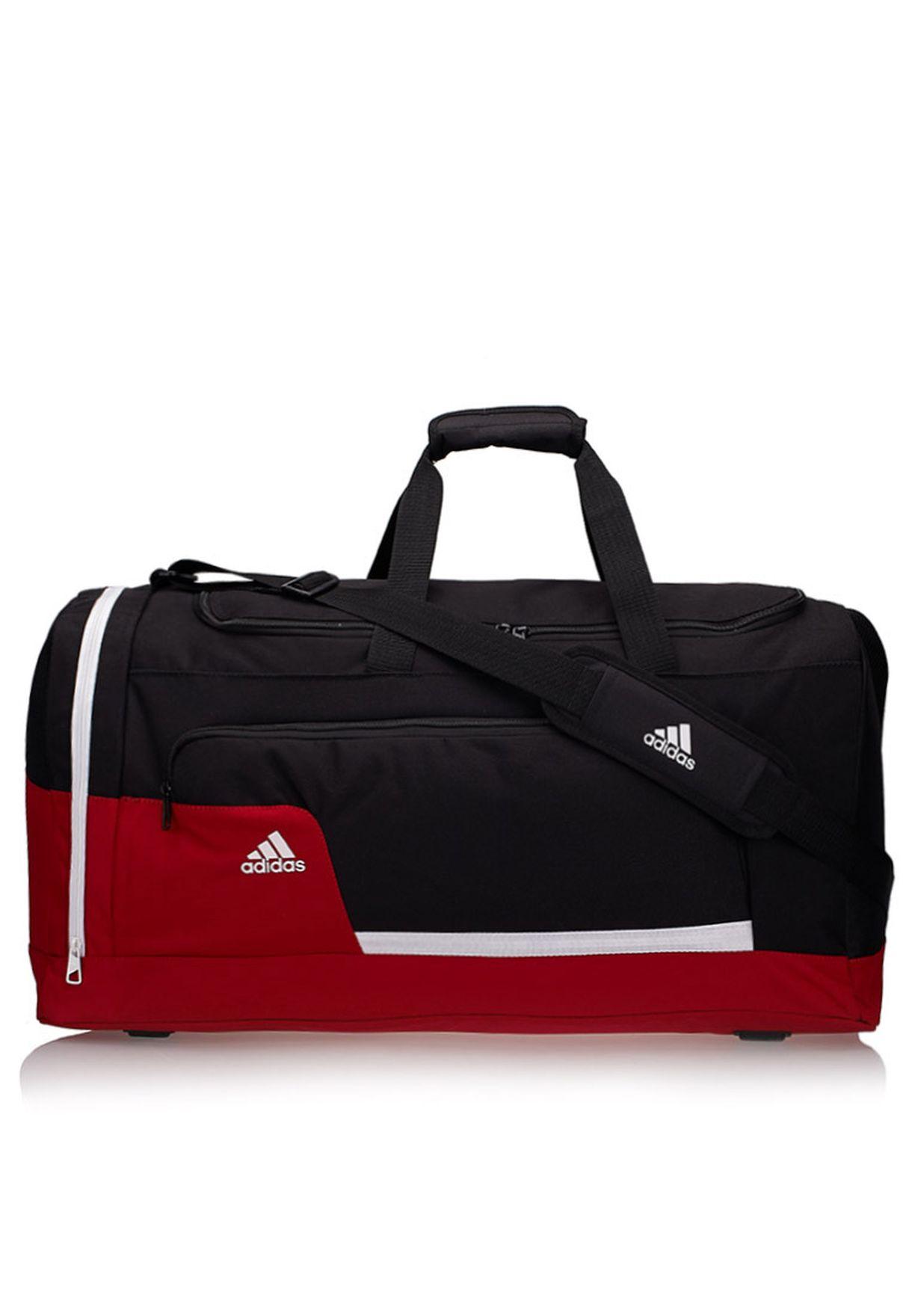 5c039e0d05cb Shop adidas black Large Tiro Duffel Bag Z09818 for Men in Saudi -  AD476AT37OHM