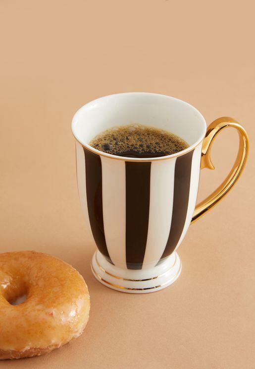 Stripy Mug