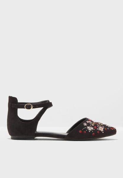 Kitsch Ankle Strap Sandal
