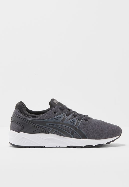 ASICS Running Gel Kayano TRAINER KNIT BLACK BLACK TG. 465