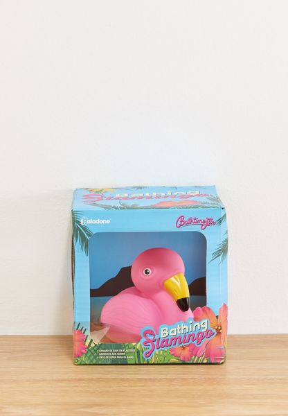 Bathing Flamingo Toy