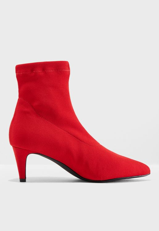 Stella Ankle Length Boot