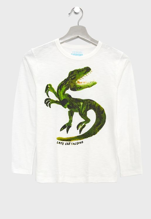 Teen Dinosaur T-Shirt