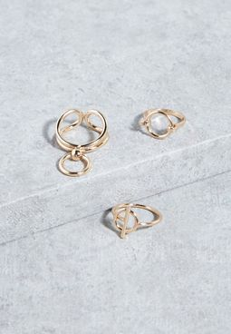 Decorata Ring