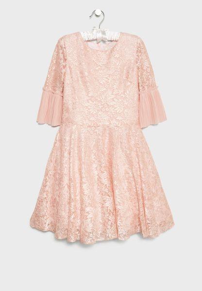 Teen Lace Dress
