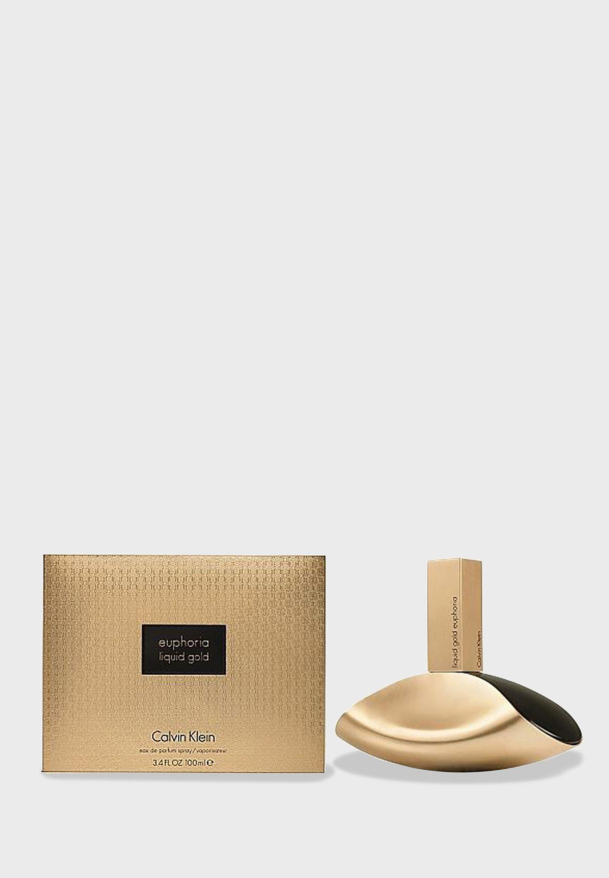 Euphoria Liquid Gold- 100Ml Edp