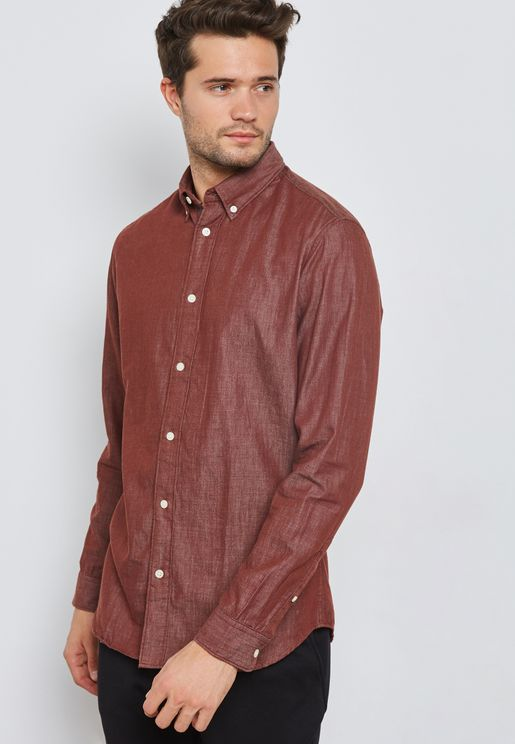 Nolan Slim Fit  Shirt