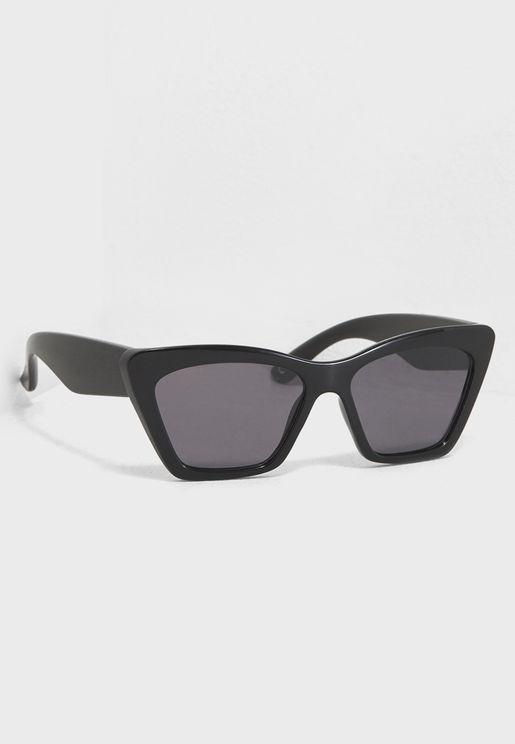 Short Bali Frame Cateye Sunglasses