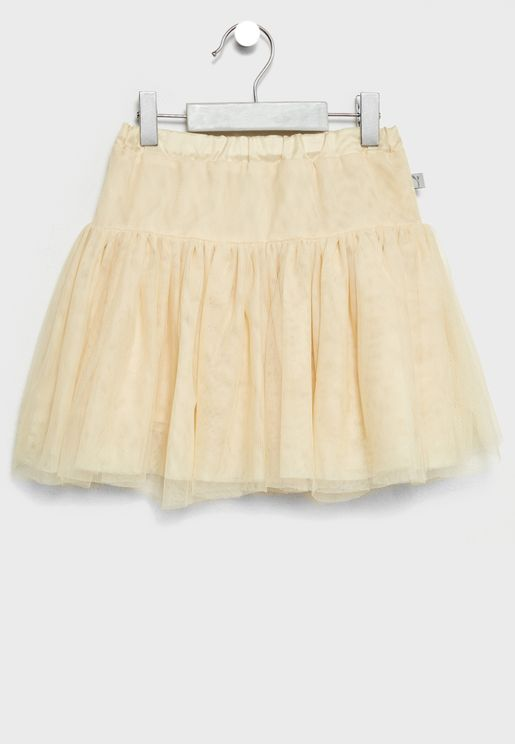 Little Tulle Skirt
