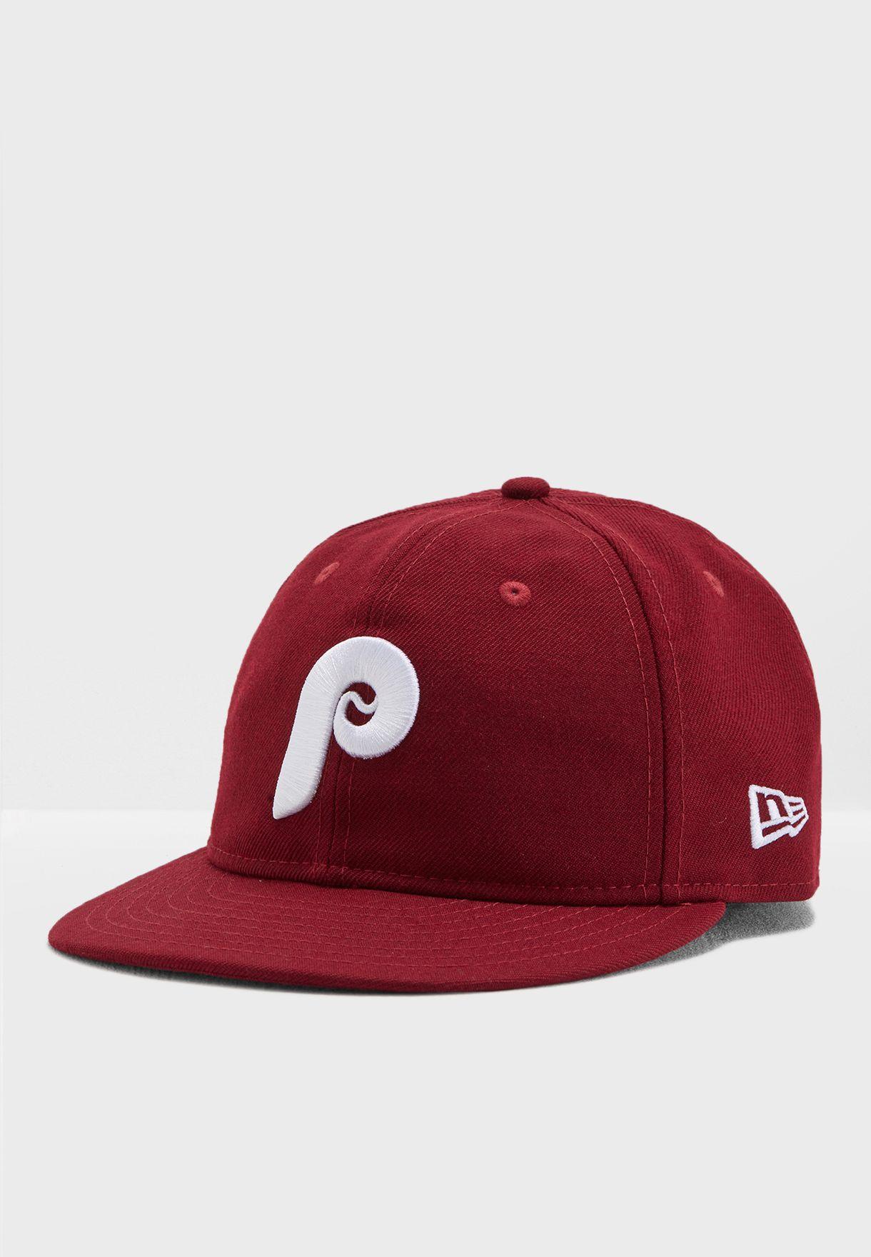 Shop New Era red 59Fifty Philadelphia Phillies Snapback 11757612 for Men in  Kuwait - NE207AC27DUA 1a9e07b2c9c