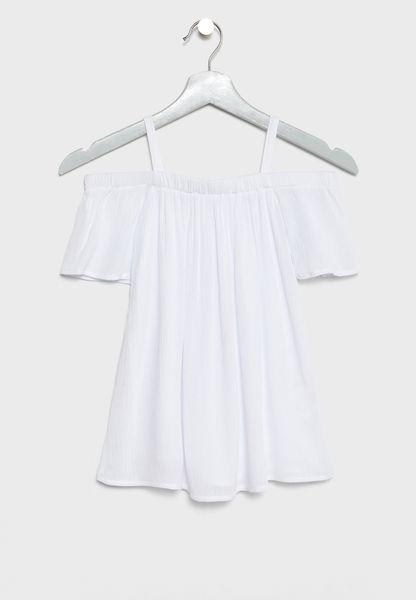 Little T-Shirt Dress