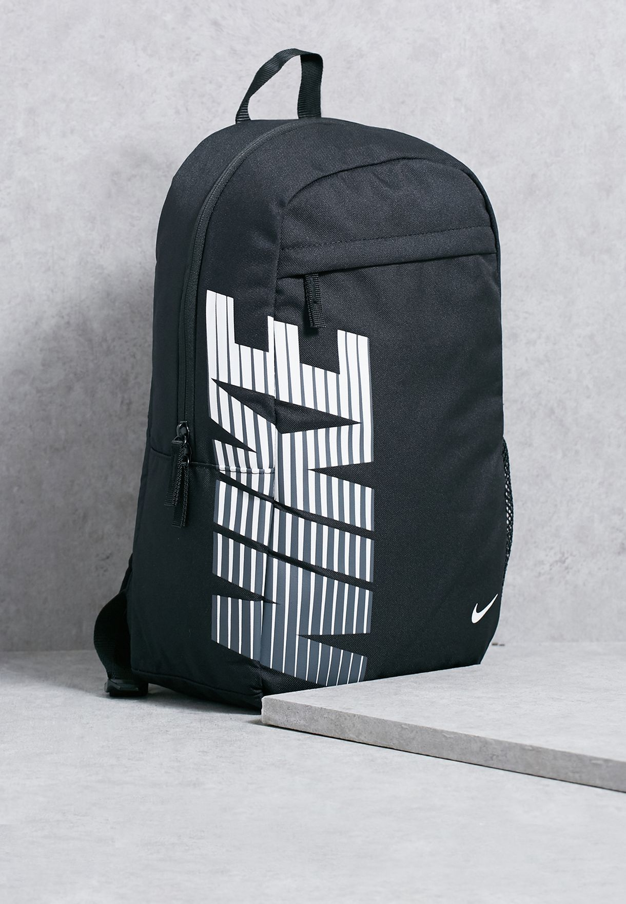 Shop Nike black Classic Sand Backpack BA4864-001 for Men in UAE ... db69680b82af3