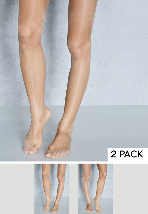 2 Pack Essential Tights
