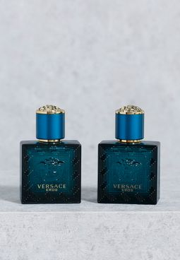 Versace Eros Duo Pack 2 X 30Ml Edt