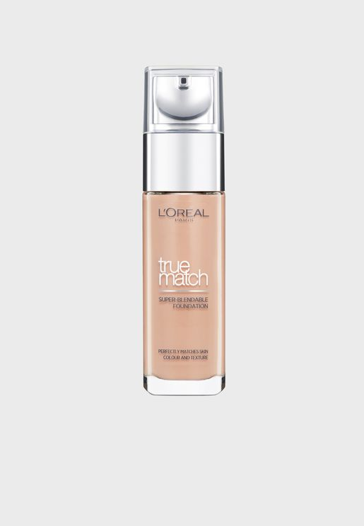 True Match Super Blendable Foundation 6N