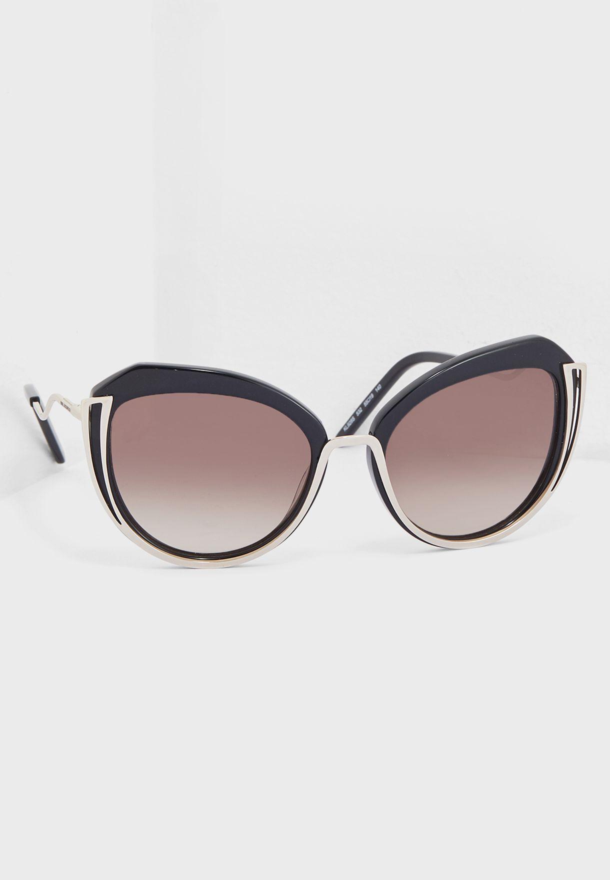 KL928S Oval Sunglasses