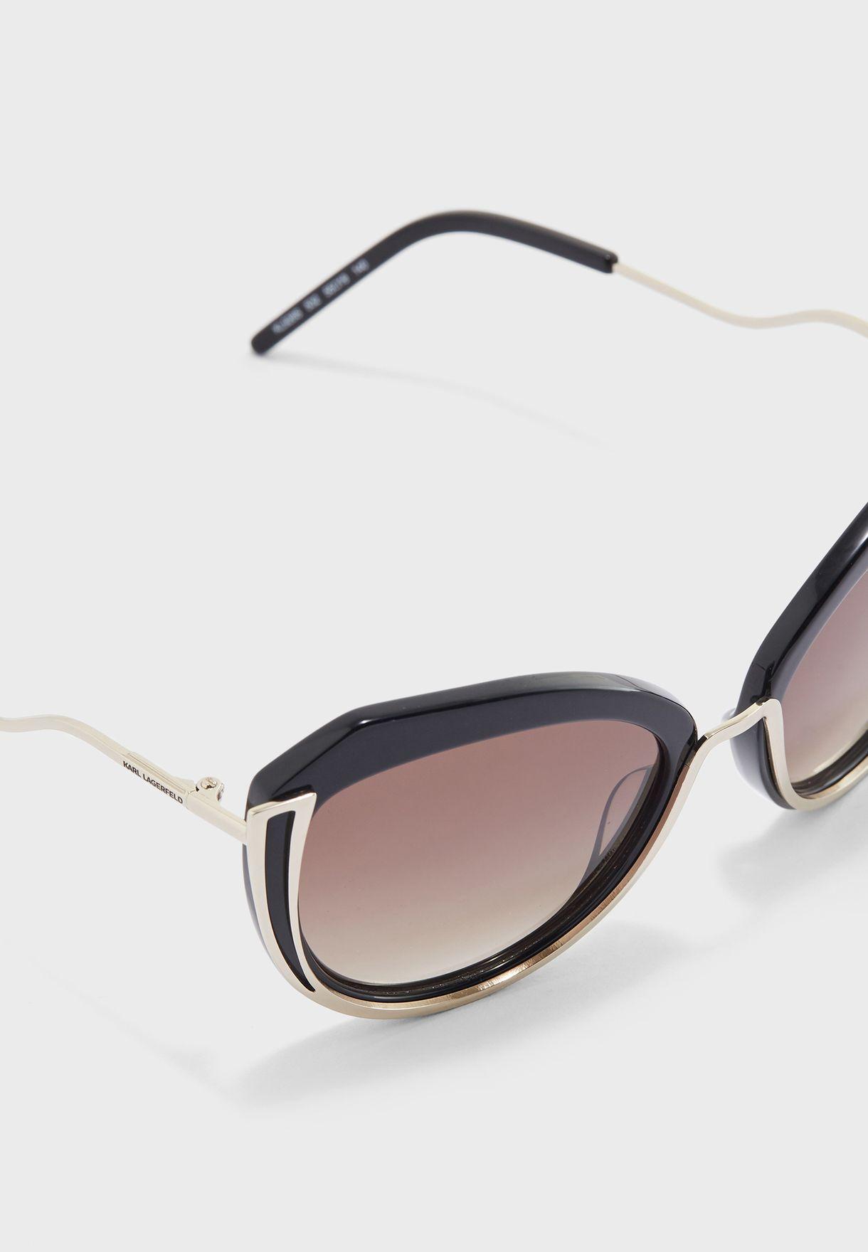 نظارة شمسية اوفال KL928S