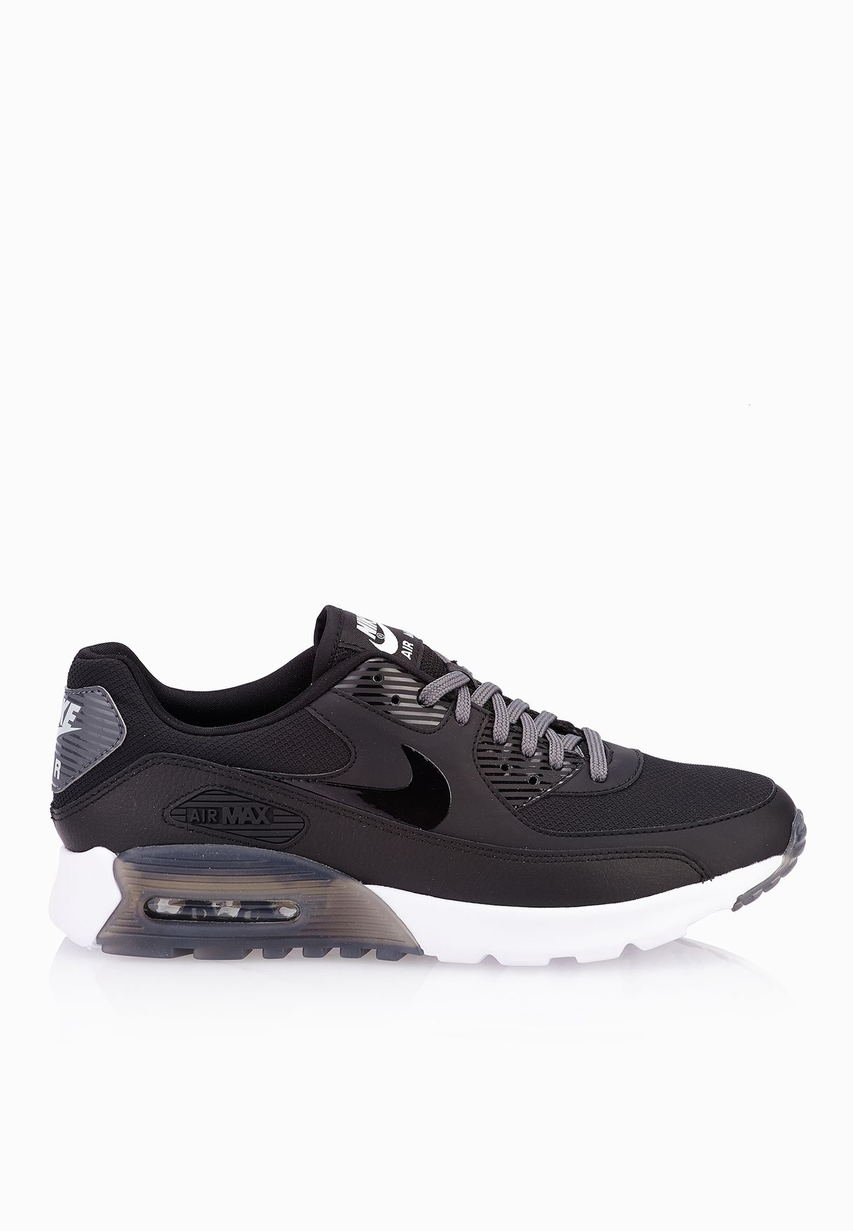 Nike Air Max 90 Ultra Essential Womens 724981 003 Black