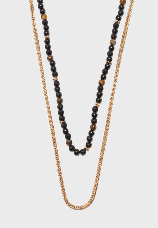 Acella Necklace