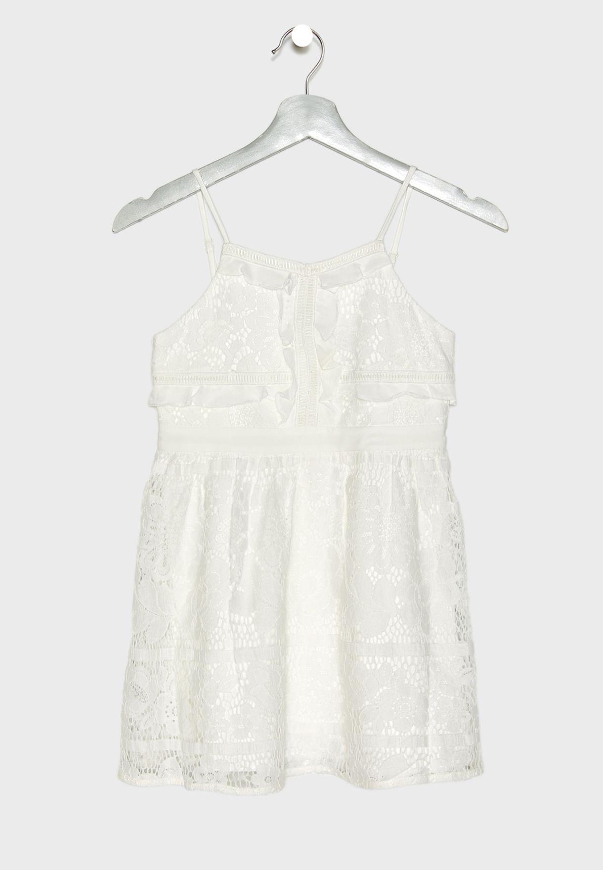 Teen Vienna Dress