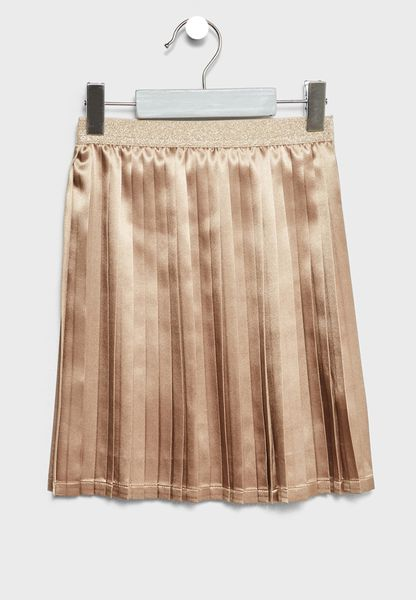 Little Giga Pleated Skirt