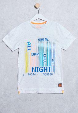 Kids Glitch T-Shirt