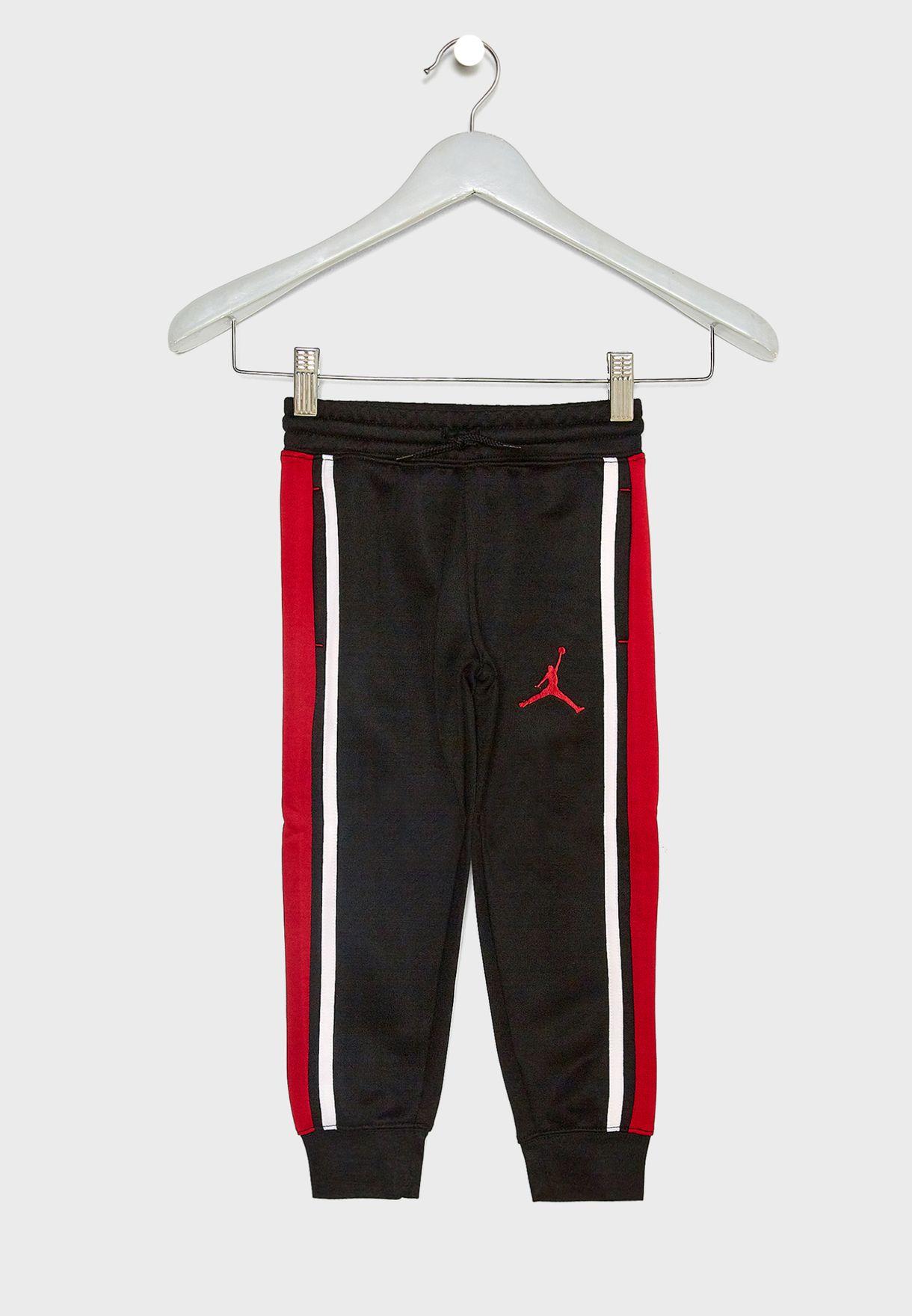 7ceebe9198c81d Shop Nike multicolor Kids Jordan AJ Cuffed Sweatpants 855593-023 for Kids  in UAE - NI727AT27SWI