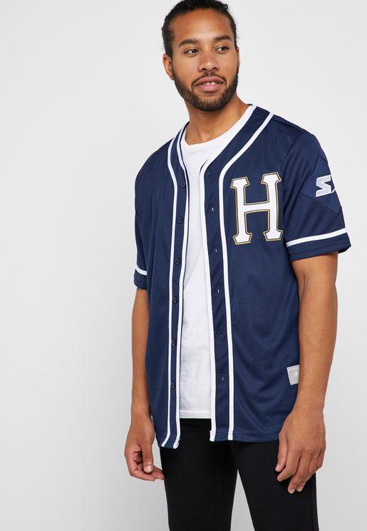 x Starter Baseball Jersey