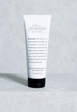 Full Of Promoise For Body Dual-Action Firming Body