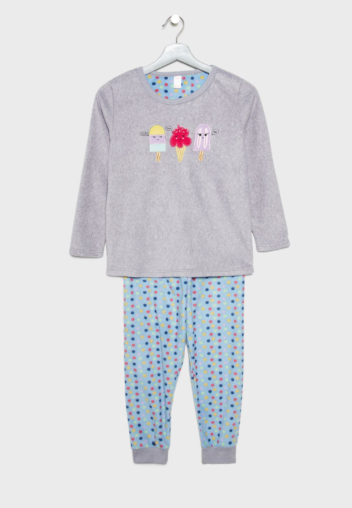Kids Ice Cream Pyjama Set