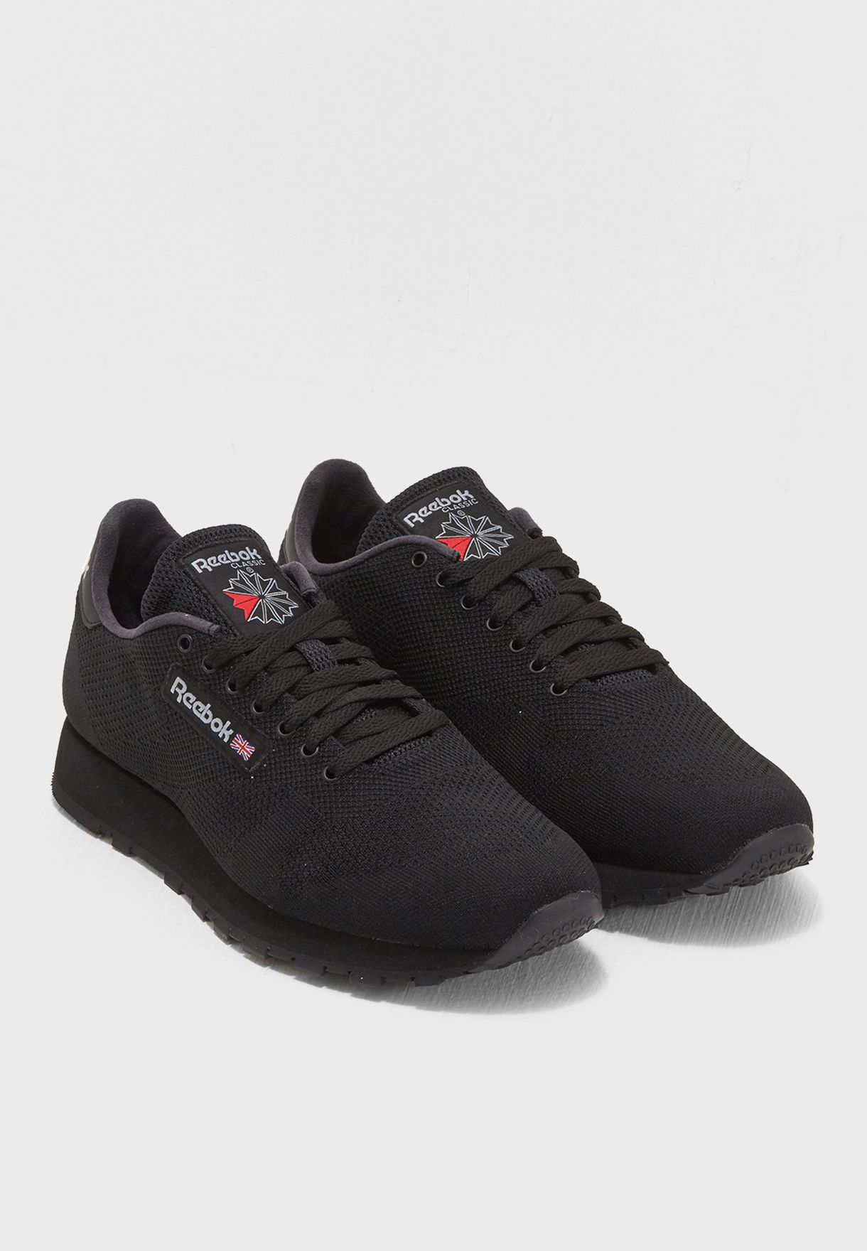 20fef72ca5dc9 Shop Reebok black CL Leather OG ULTK CM9875 for Men in UAE ...
